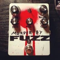 New Pedals: Jellyfish Electronics Murder By Fuzz (demo)
