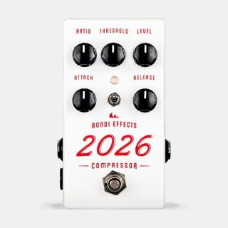 New Pedals: Bondi Effects 2026 Compressor Limiter