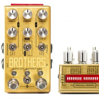 Chase Bliss Audio Brothers demo by Knobs