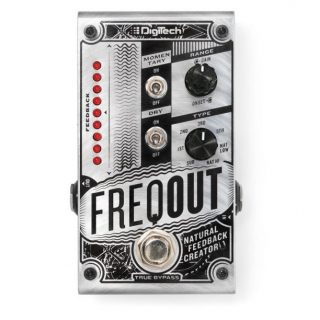 Tone Report Demo for DigiTech FreqOut