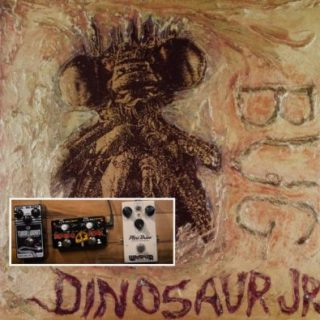 J Mascis'/Dinosaur Jr sound and gear