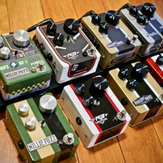 Pedal Manufacturer on the Rise: 6 Degrees FX