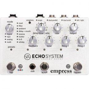 Empress Effects Echosystem Multi_Mode Delay