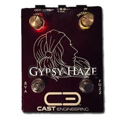 CAST Engineering Gypsy Haze Octave Up Fuzz with Tap Tempo
