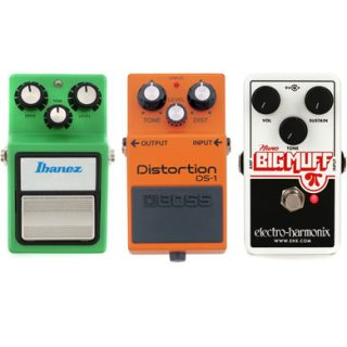 Overdrive vs Distortion vs Fuzz – What's the difference?