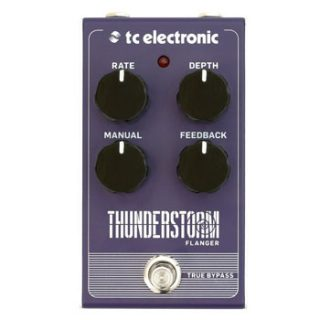 TC Electronic Thunderstorm Flanger (Reviews)