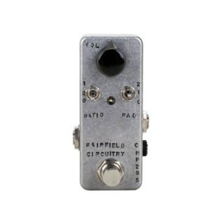 Guitar Pedal News: Fairfield Circuitry-The Accountant JFET Compressor