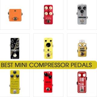 Best Mini Compressor Pedals in 2021 – Compare prices and tone!