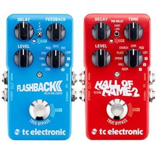 TC Electronic – Hall of Fame & Flashback 2