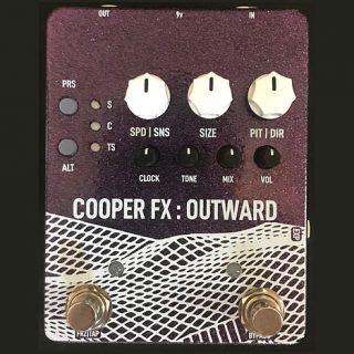 Cooper FX Outward V2 Delay / Sampler