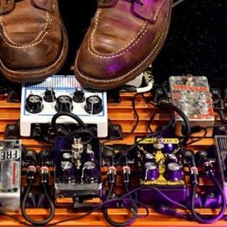 All the pedals related videos shot at Summer NAMM 2017