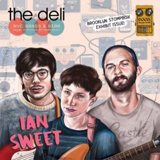 Stompbox Exhibit issue of The Deli is up online!