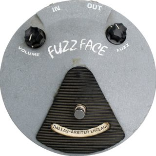 Vintage, influential circuits: the Arbiter Fuzz Face [by Gearphoria]