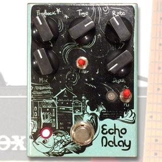 Sentimental Bob Electronics Echo Delay