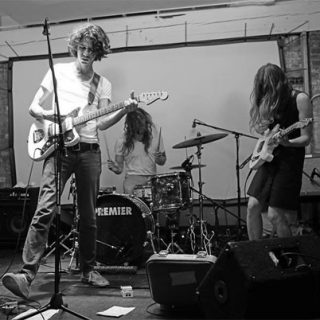 Brooklyn band Birds talk about their Pedals