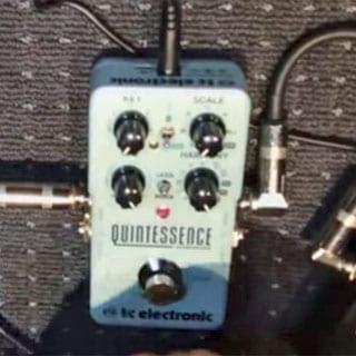 TC Electronic Quintessence Harmonizer (sneak peek)