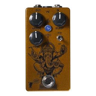 Demon Pedals Ganesha
