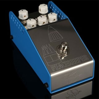 ThorpyFX Peacekeeper Low-Gain Overdrive