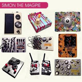 Pedal Modder profile: Simon the Magpie