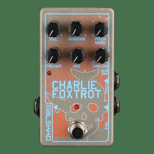 Review: Malekko Charlie Foxtrot Granular Delay – by Gearphoria