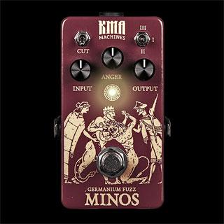 KMA Audio Machines Minos Germanium Fuzz