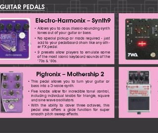 Synth Pedals at the 4th Brooklyn Synth Expo!