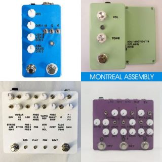 What is Montreal Assembly? A Pedal Builder For Non-Purists