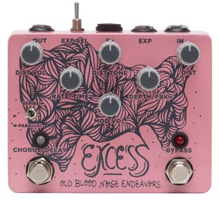 Old Blood Noise Endeavors – Excess Distortion Chorus/Delay