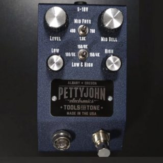 Pettyjohn Electronics Filter EQ