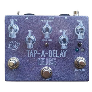 Cusack Music Tap-A-Delay Deluxe