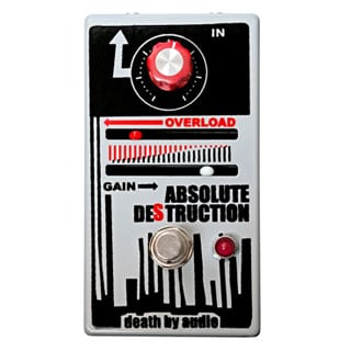 Death By Audio Absolute Destruction Fuzz