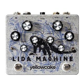 Yellowcake Lida Machine – Analog Resonant Filter