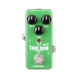 NUX Tube Man MKII Overdrive