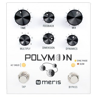 Meris Polymoon Modulated Delay