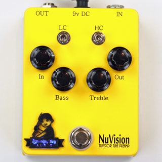 New at NAMM: Lightning Boy Audio NuVision Overdrive