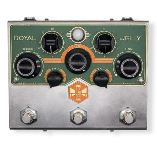 Beetronics Royal Jelly Fuzz/OD Blender