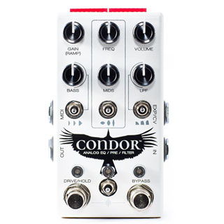 Chase Bliss Audio Condor Analog EQ / Pre / Filter