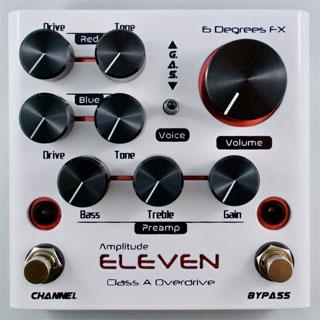 6 Degrees Amplitude Eleven