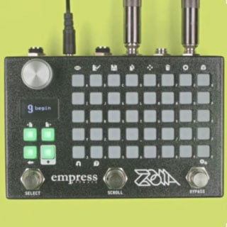 Game Changer Alert! Empress Effects' Zoia Synth-Style Multi_Effect