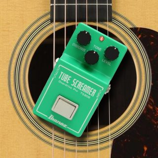 How to Use Overdrive with Acoustic Guitar