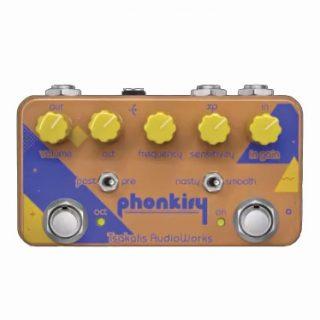 Tsakalis AudioWorks Phonkify Envelope Filter + Wah + Octave