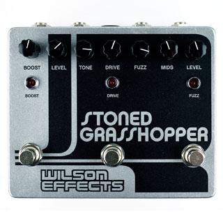 Wilson Effects Stoned Grasshopper Fuzz/Overdrive/Boost