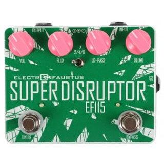 Electro-Faustus Super Disruptor for Bass