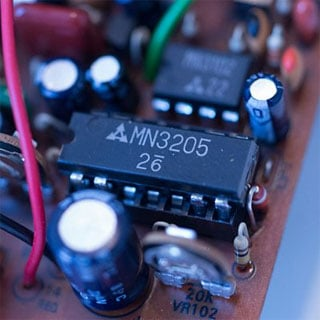 BBD (Bucket Brigade Device) Chips: The Magic Behind Analog Delay Pedals