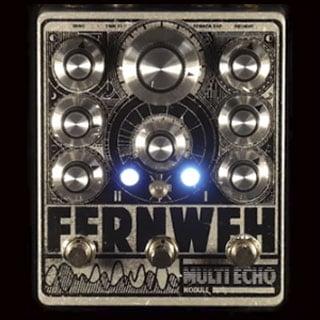 JPTR FX Fernweh Multi Echo Module