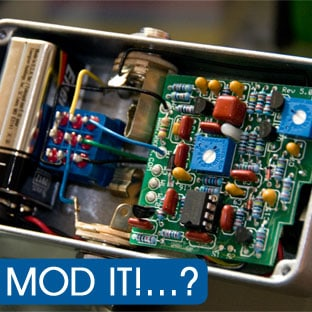 How to Mod(ify) Guitar Effects: A Beginner's Guide to Pedal Modding