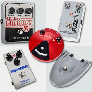The 5 Best Fuzz Pedals of All Time: Compare Five Classic Circuits