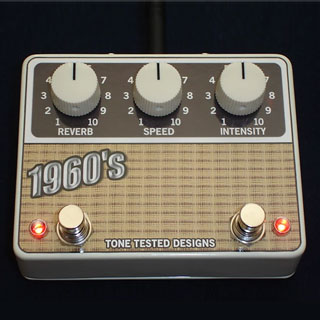 Tone Tested Designs 1960's Reverb & Tremolo