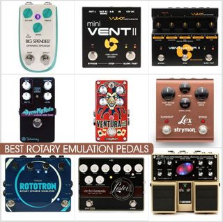 The 22 Best Rotary Pedals in 2020: Compare Price and Features