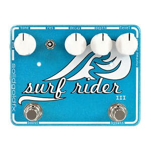 SolidGoldFX Surf Rider III Spring Reverb